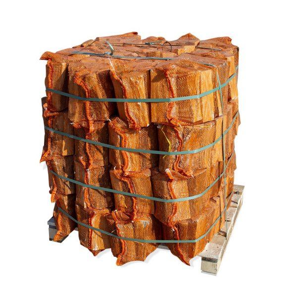 Haardhout ovengedroogd Beuken in netzakken (32 stuks)